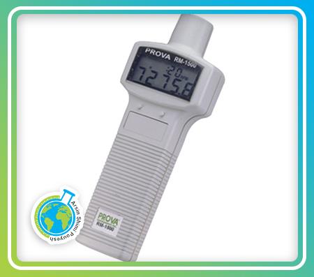 تاکومتر لیزري-تماسی مدلRM1500