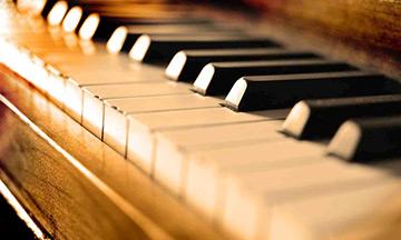 آموزش موسیقی پیانو یا کیبورد